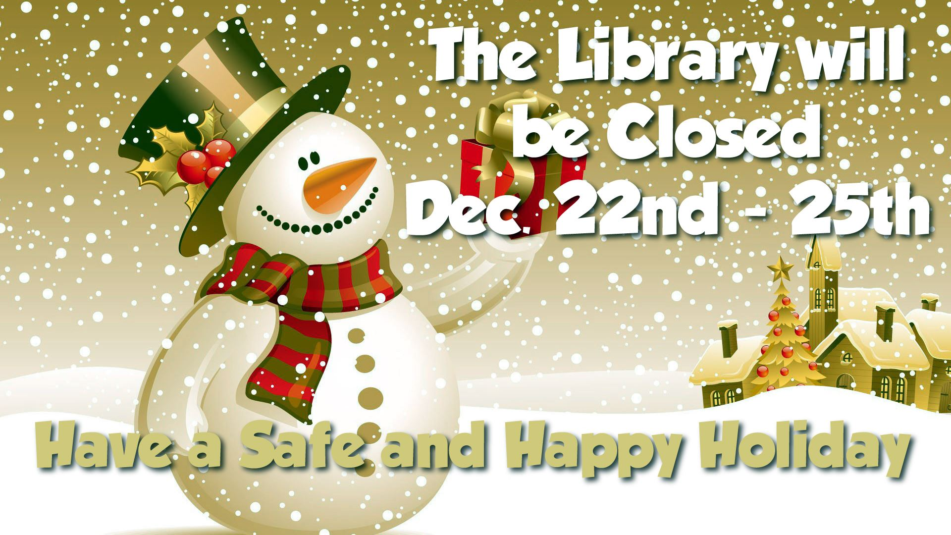 Closed For Christmas.La Marque Tx Official Website