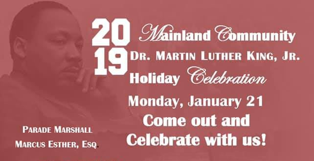 2019 MLK Day Parade and Celebration