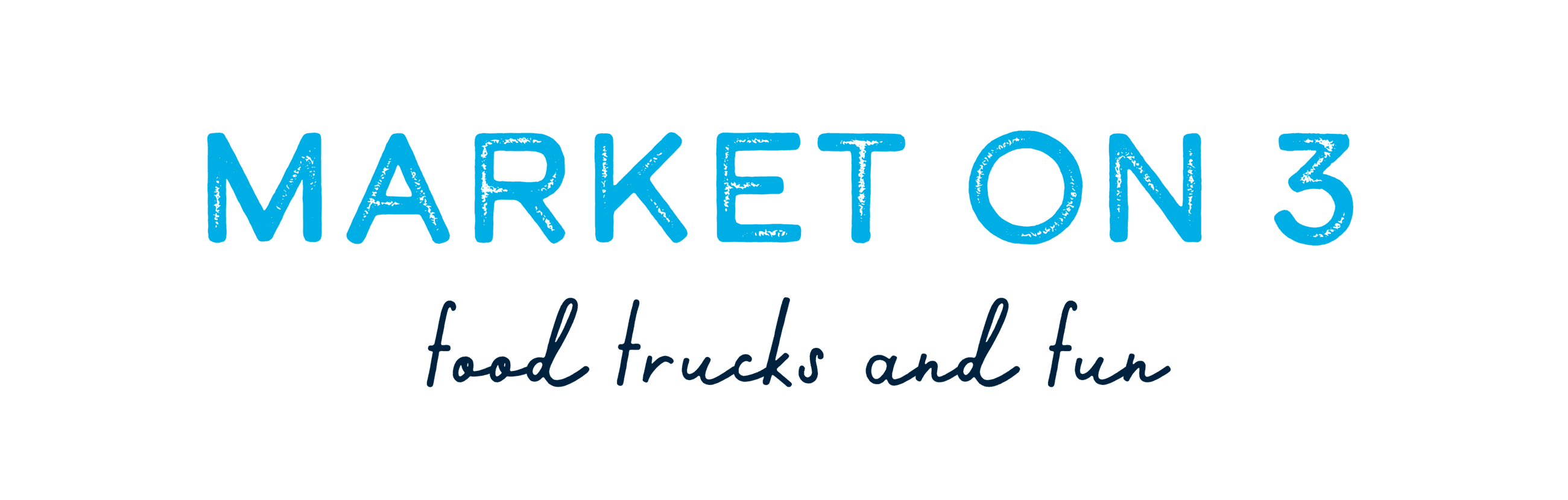 Market on 3 Logo