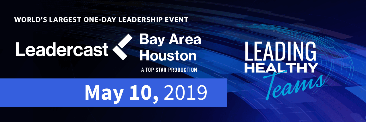 Leadercast flyer Bay Area 2019
