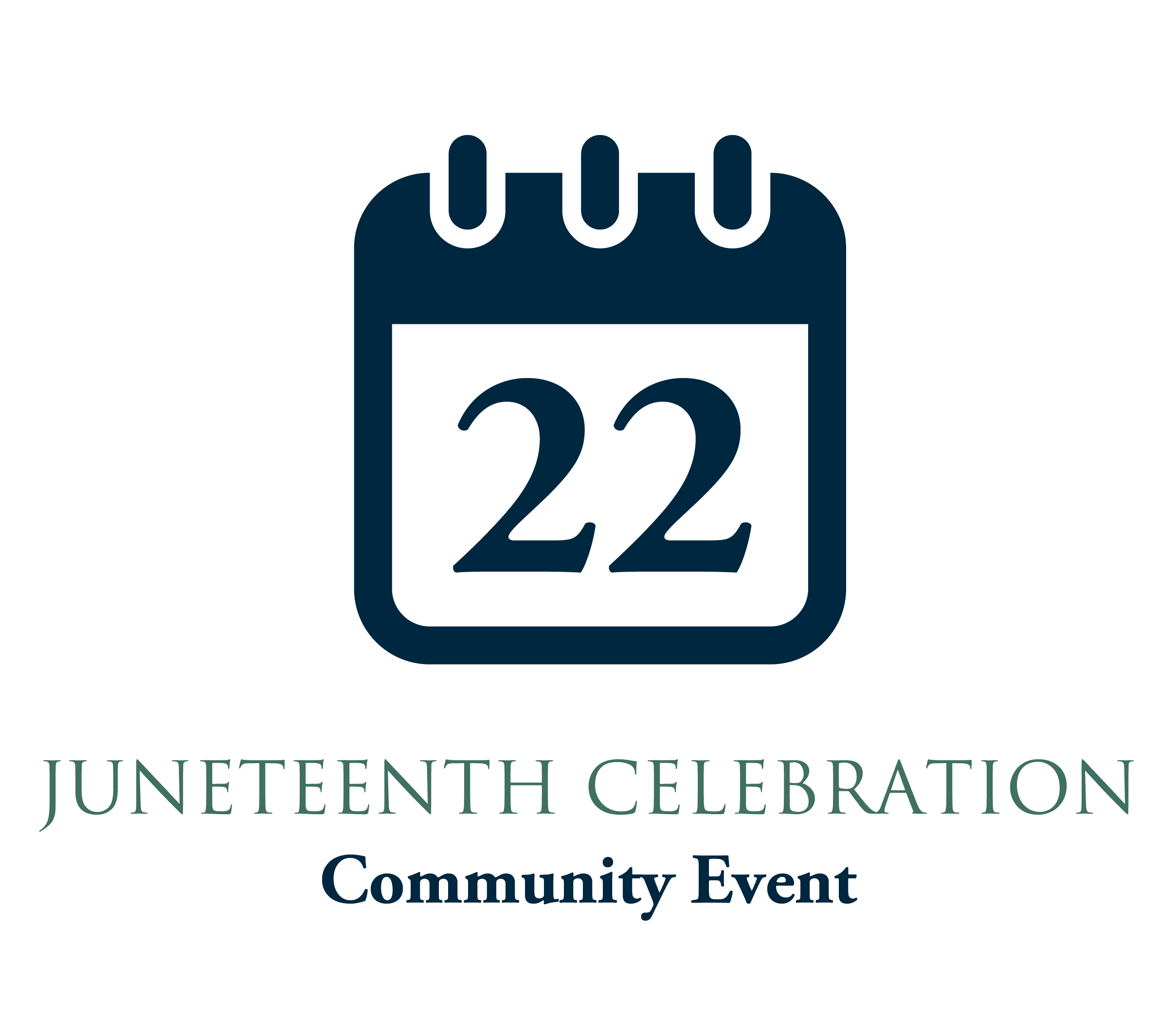 Community Event_Juneteenth 2019 calendar graphic