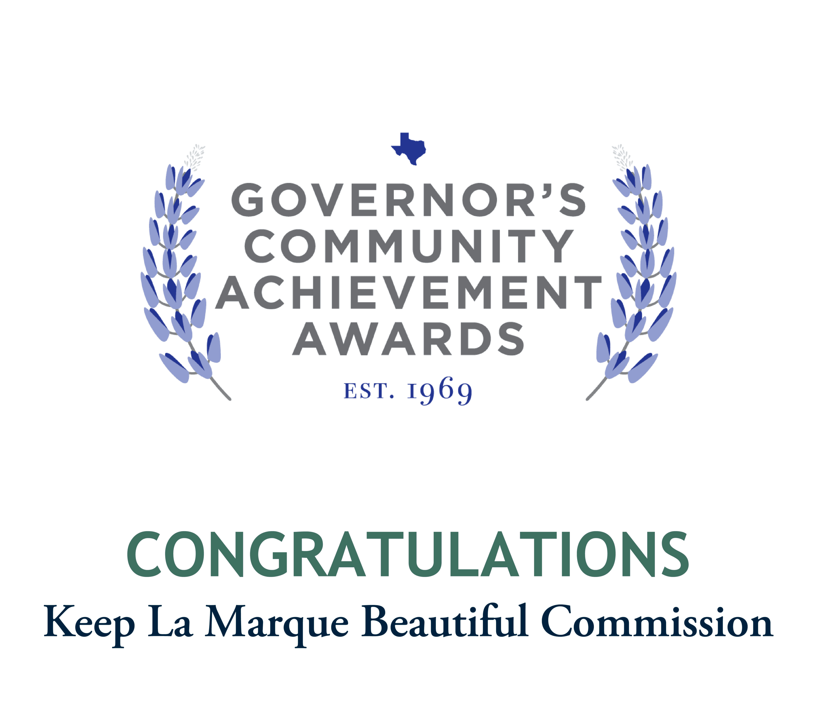 KLMBC Governors Award graphic